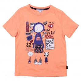 T-shirt Little Marc Jacobs W25362