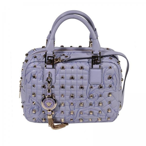 Shoulder Bag Women Versace Lilac. Shoulder bag VERSACE Lilac - 1  8d319524ab7fa