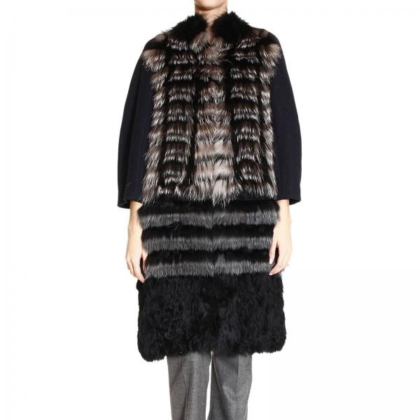 Fur Coats Women Christian Dior