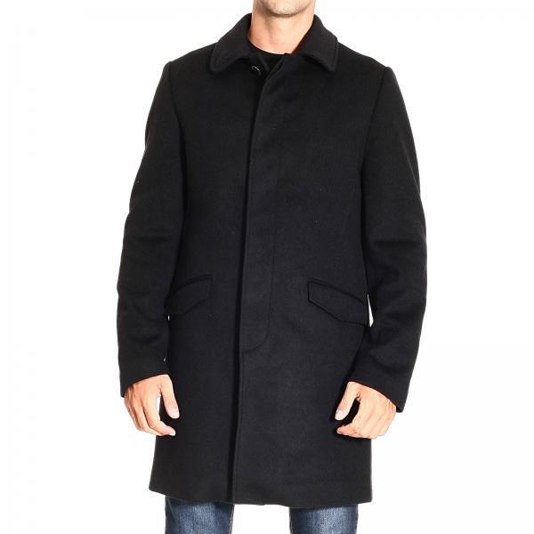 premium selection 75bbf 20747 Cappotto Copri Giacca In Panno Misto Cachemire