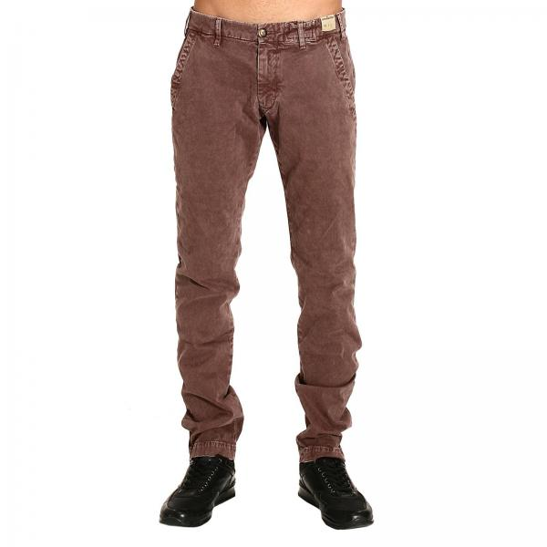 Trousers Men Monocrom