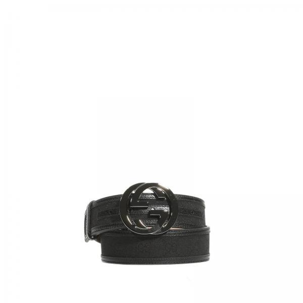 Cintura Donna Gucci Nero  5c2a6db44c4d