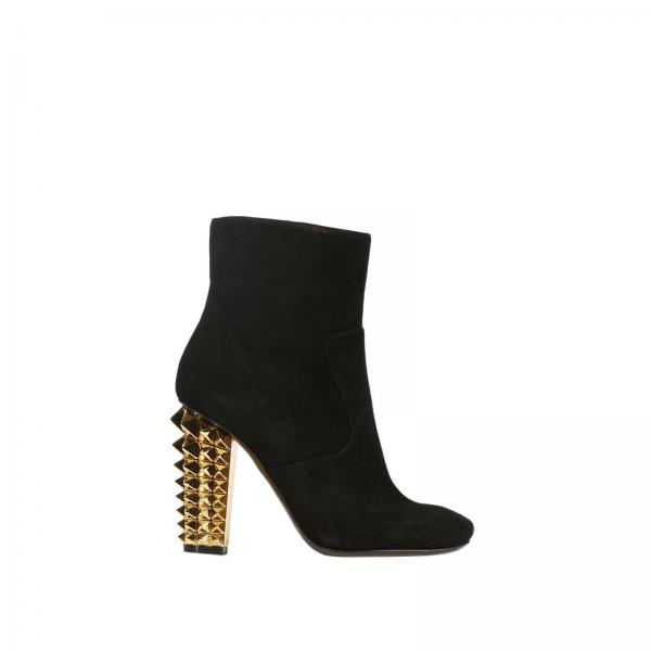 Heeled Booties Women Fendi