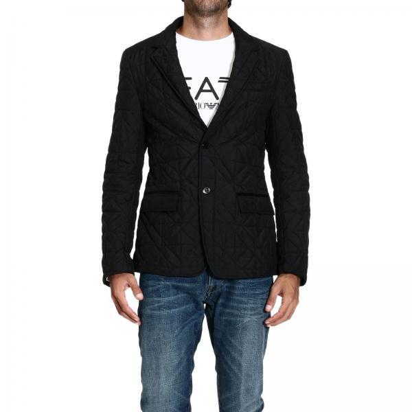 Blazer Homme Versace Collection Noir   Veste Homme Versace ... eabdbce84ec