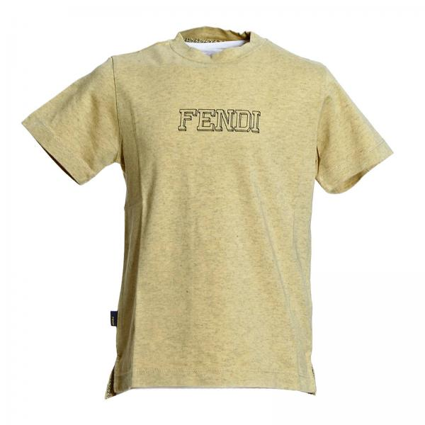 T-shirt Little Boy Fendi
