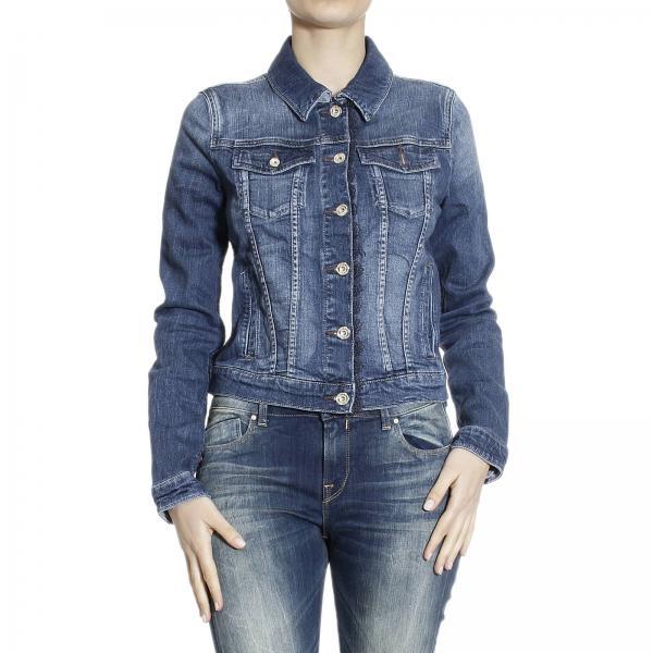 8ca149a25e2f Veste Femme Armani Jeans Pierre   Blouson Pour Femme Armani Jeans   Veste  Giorgio Armani V5 B15 5b - Giglio FR