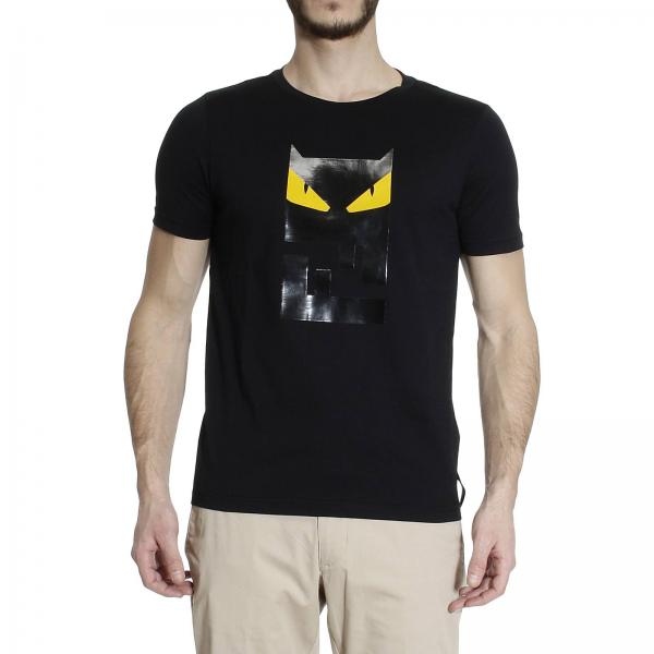 T-shirt Homme Fendi   T-shirt Pour Homme Fendi   T-shirt Fendi ... e558271ac79