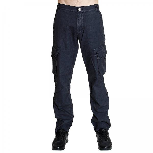 Armani Jeans Men S Pants Kargo Linen Giorgio Armani Pants V6p08