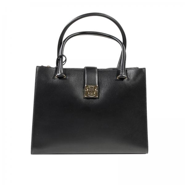 ba6201dc8060 Shoulder bag Women Salvatore Ferragamo Black