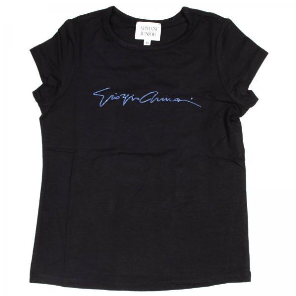 bcb06ffe531a84 Armani Junior Little Girl s T-shirt
