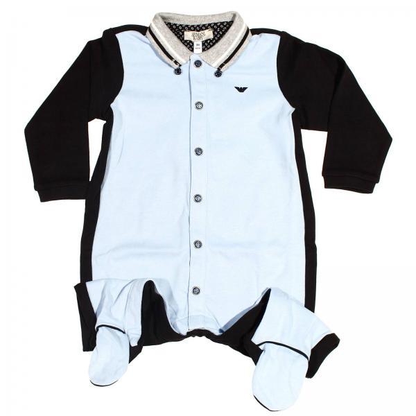 6d3349095c2f Armani Junior Baby s Romper
