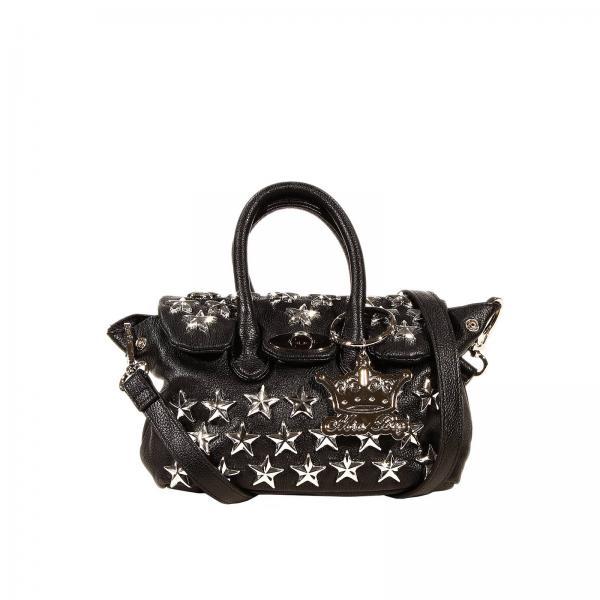 Borse Burberry Con Stelle : Borsa a spalla donna mia bag nero classic manici mini