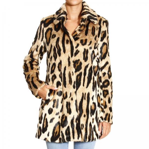 Manteau Femme Armani Jeans Beige   Manteau Pour Femme Armani Jeans ... 44598a0bd59
