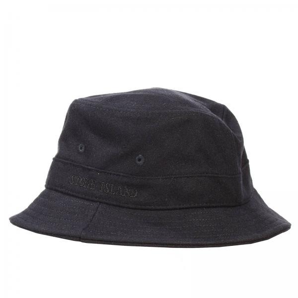 Cappello Uomo Stone Island Blue  a080e6515051