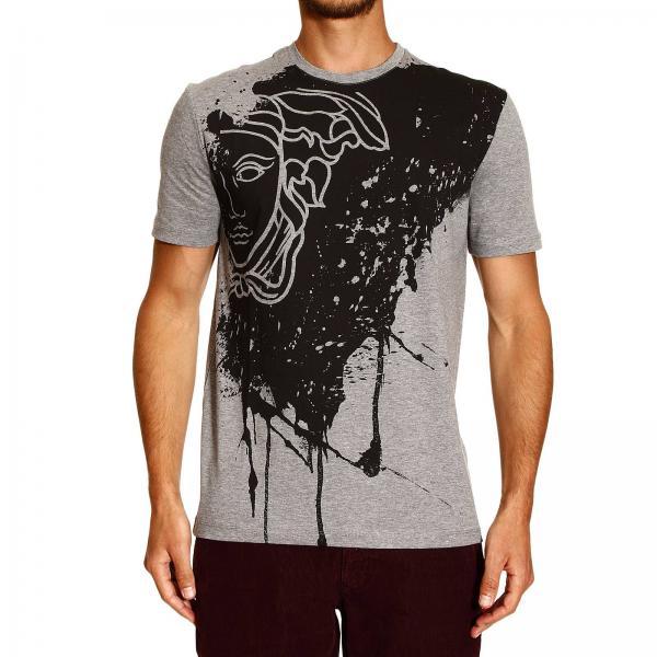 T-Shirt für Herren Versace Collection  8ead109a10