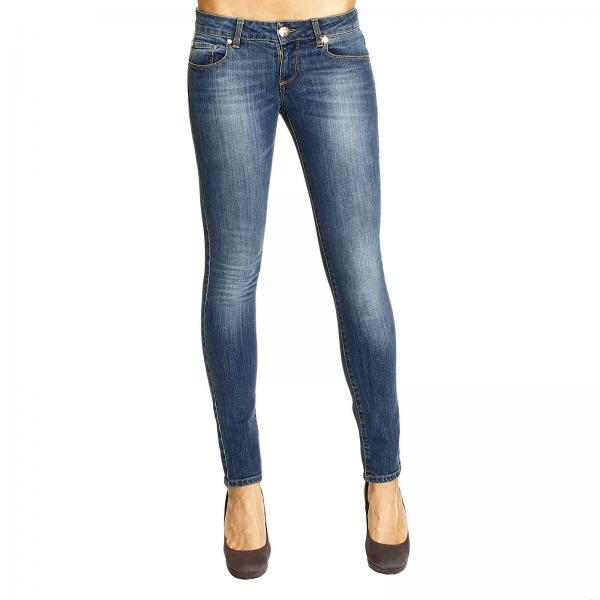 Jeans Donna Paciotti 4us