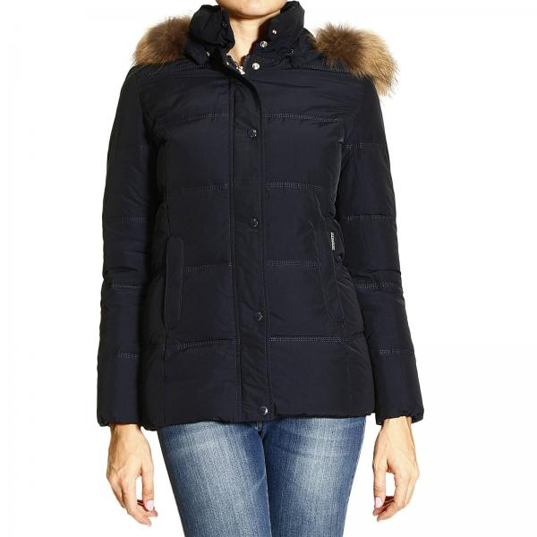 Woolrich jacken fur damen