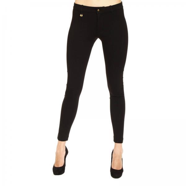 Cool Ralph Lauren Black Label Casual Trouser In Black  Lyst