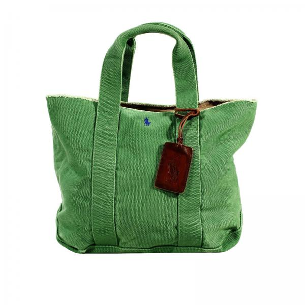 c28a65bd47 Shoulder bag Women Polo Ralph Lauren Green
