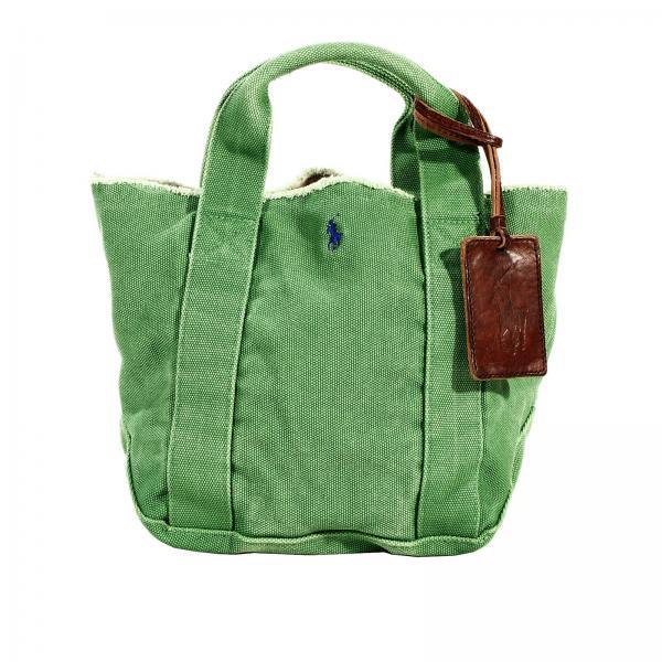 c553b5a4d520 Polo Ralph Lauren Women s Green Mini Bag