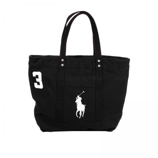 12c6f59d42 Bags Men Polo Ralph Lauren Black
