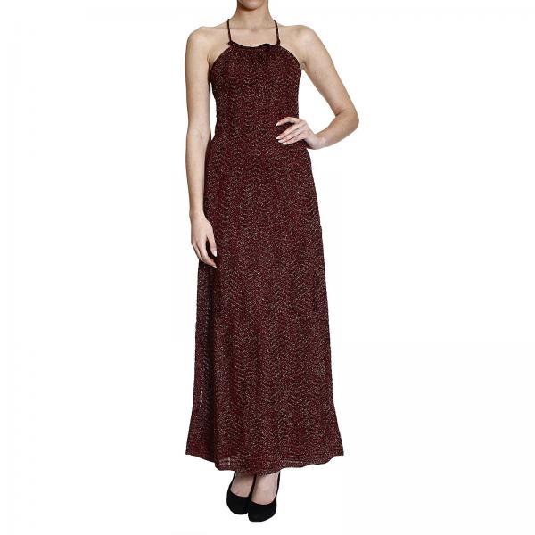 3ad1185ddd8 Dress Women M Missoni Burgundy