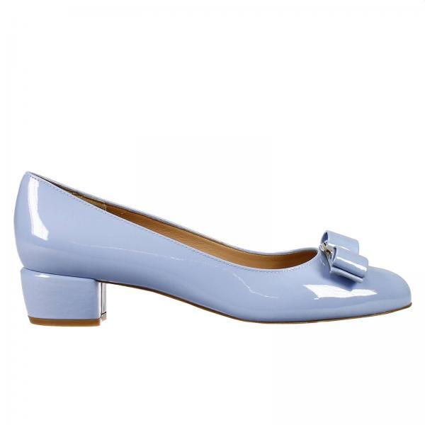Zapatos De Tacón Mujer Salvatore Ferragamo Cielo   Zapatos De Tacón  Salvatore Ferragamo 606461 01b221 - Giglio ES 7f3003bbff