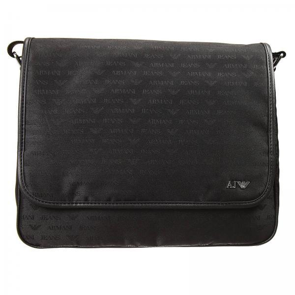 97f5a95605ae Shoulder Bag Men Armani Jeans Black