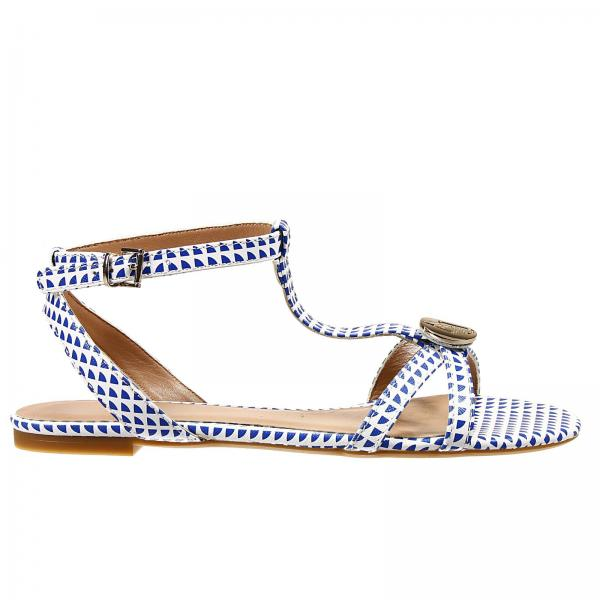 c8aaa16b5659c Armani Jeans Women s White Flat Shoes