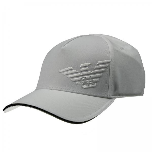 Hat Men Emporio Armani White 2f91624b03f