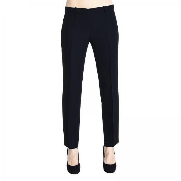 Pour Pantalon Versace Versace Noir Pantalon Femme Pantalon Femme wWgp8gIFrq
