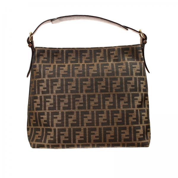 dcec265e2f54 Shoulder bag Women Fendi Brown