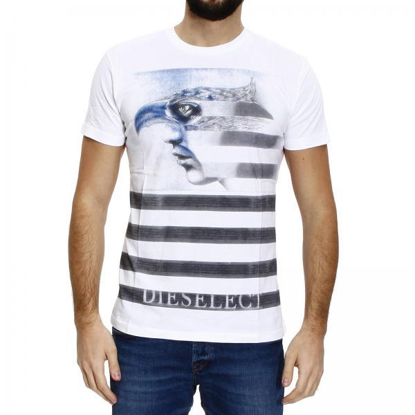 separation shoes 51db4 a8650 T-Shirt für Herren Diesel