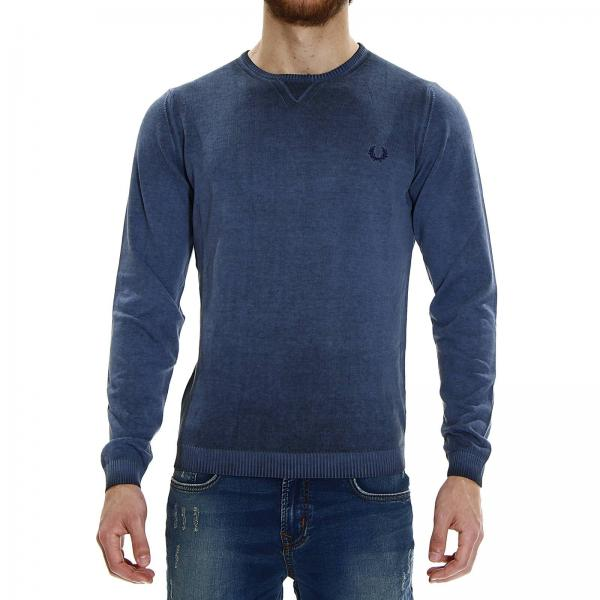 pullover f r herren fred perry pullover fred perry 3040. Black Bedroom Furniture Sets. Home Design Ideas