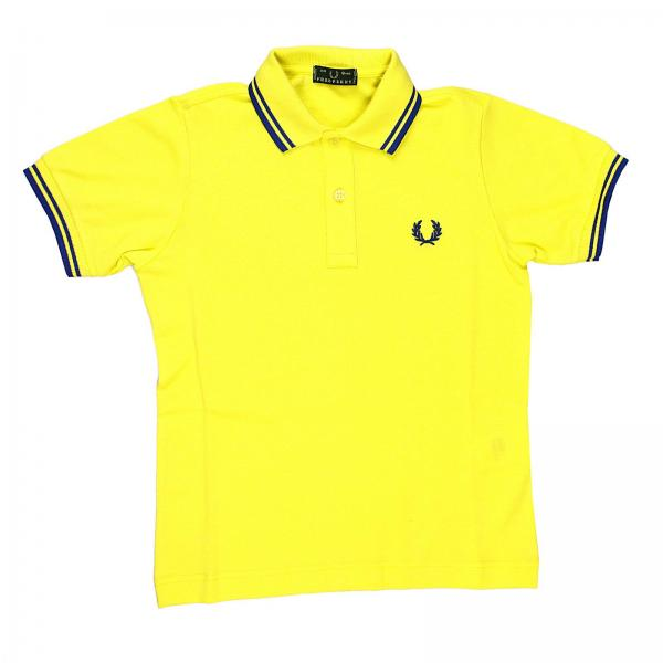 T-shirt Little Boy Fred Perry