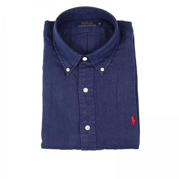 Camicie Polo Ralph Lauren Custom Fit