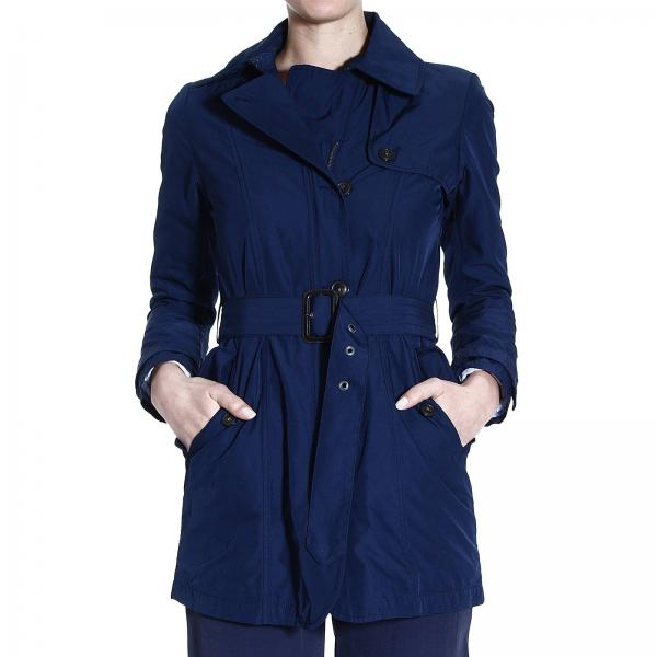 Ci90 Donna Woolrich Giacca Cotone 2227 Giacca Trench Woolrich 40qwdwnfx