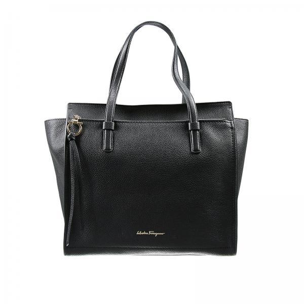 Shoulder bag Women Salvatore Ferragamo Black  5fec9f4c86bd2