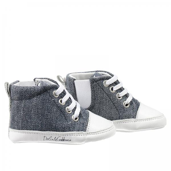 Chaussures bébé Dolce   Gabbana Bleu   Chaussures Pour Enfant Dolce ... 503765def391