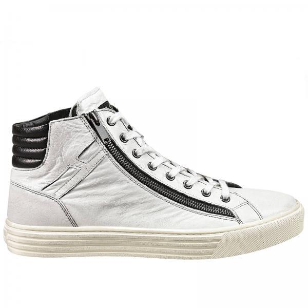 Hogan Men s White Sneakers  05fec2ba5b2