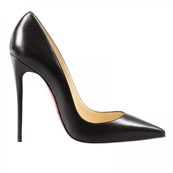 louboutin So Kate nero
