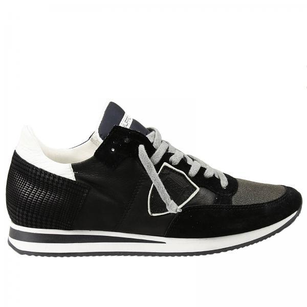 sneakers f r herren philippe model sneakers philippe model trlu oc giglio de. Black Bedroom Furniture Sets. Home Design Ideas