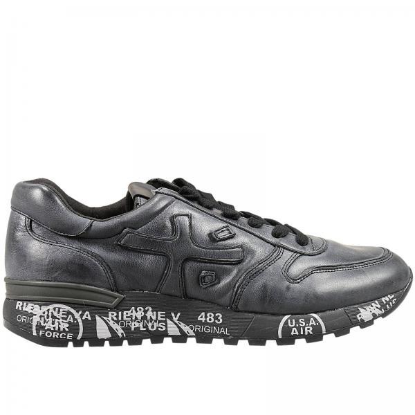 Sneakers Uomo Premiata Nero 3a2f58d537b