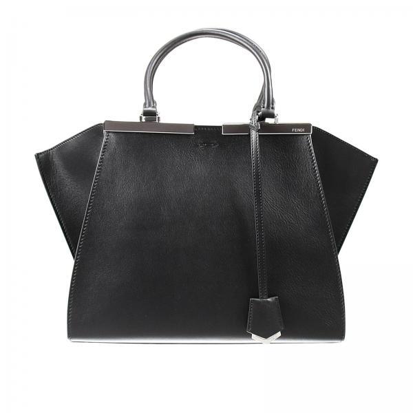 8e11383ff4 ... purchase shoulder bag women fendi black 8e2dc c98fd ...