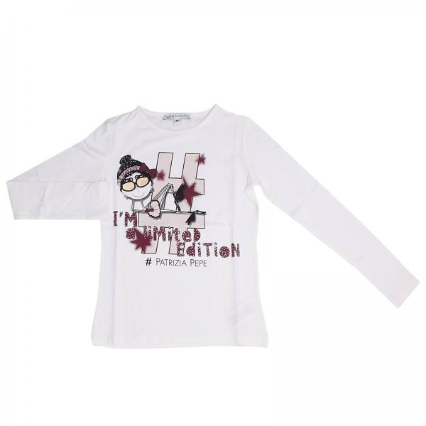 T-shirt Little Girl Patrizia Pepe