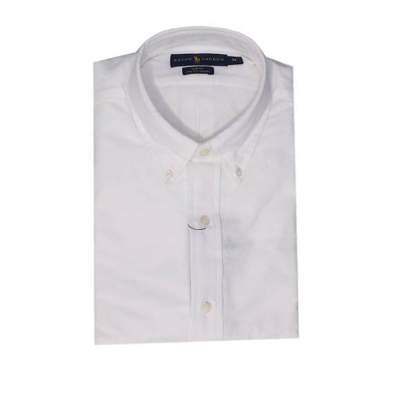 fd7fa187ff ... promo code camisa hombre polo ralph lauren blanco 5f17e f8b5e