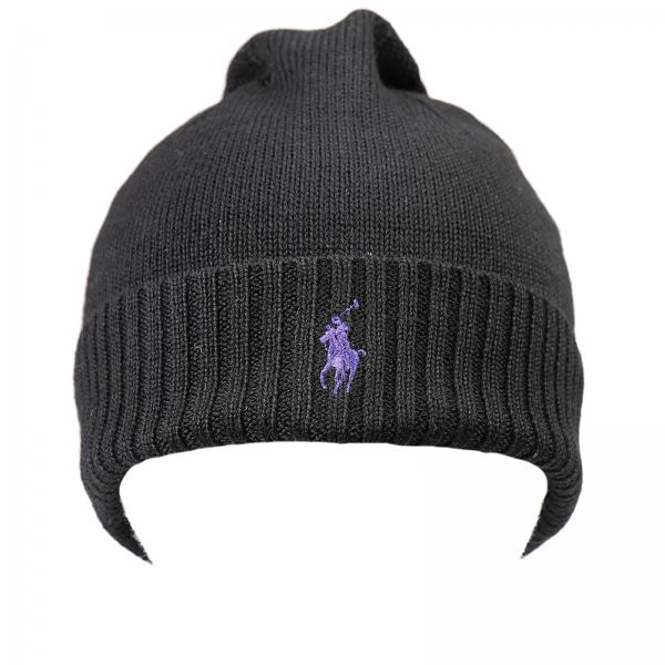 Hat Men Polo Ralph Lauren Black 70d96938c13d