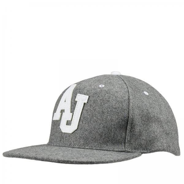 Armani Jeans Men s Grey Hat  bdf611fdbf0