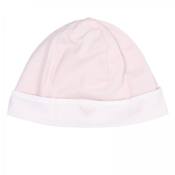 be5d29e6257f Armani Junior Little Boy s Pink Hat