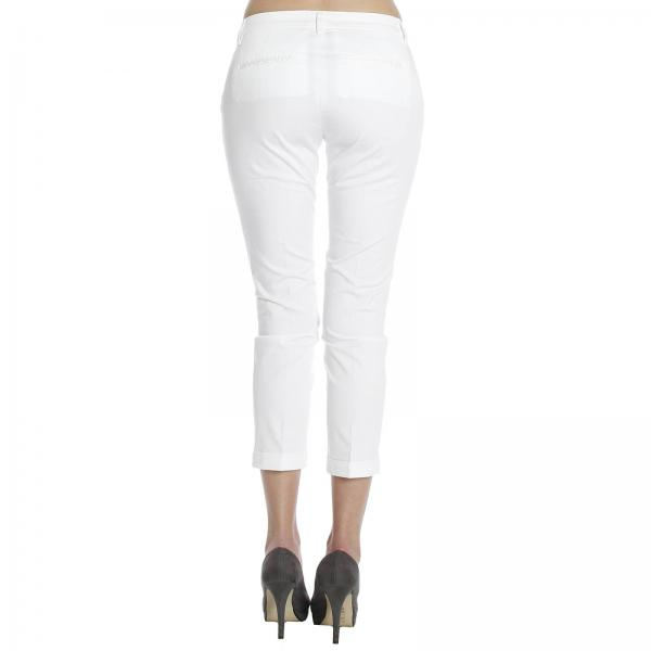 Gup Donna FayCino Cotone Capri Pantalone Ntw8632530t j354ARL
